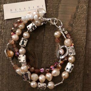 Just Peachy Bracelet